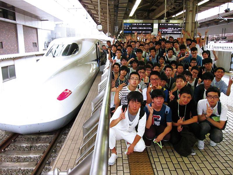 【鉄道業界研究】鉄道ゼミ授業体験