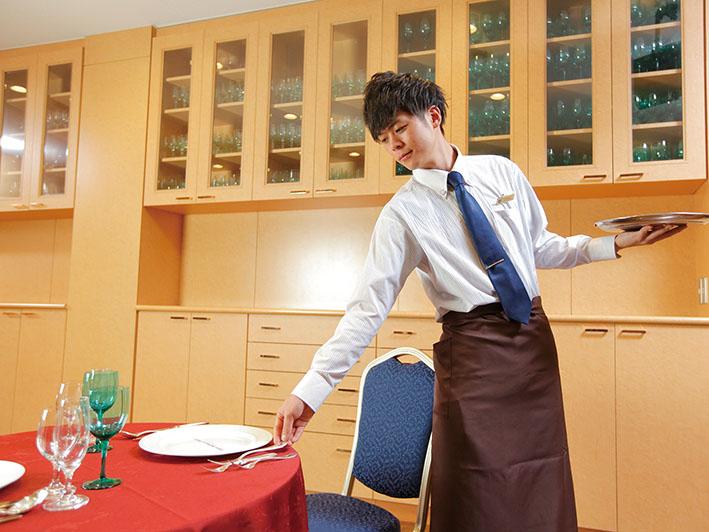 ホテル実習①~英語編~